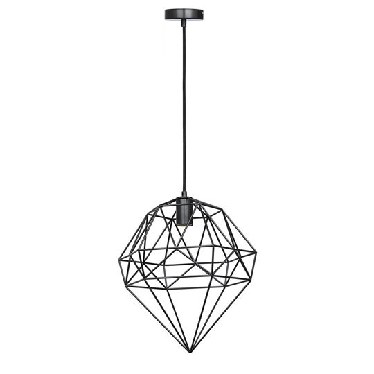 Diamond Pendant Light Medium