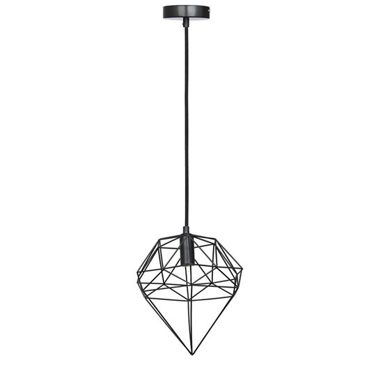 Diamond Pendant Light Small