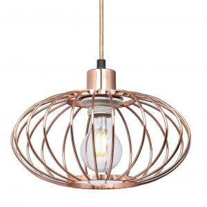 Victoria Pendant Light Copper